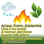 Acqua, Fuoco, Solidarietà.